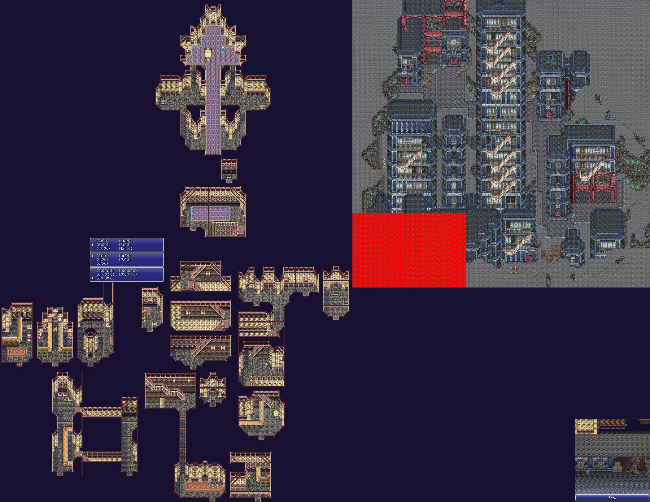 GBA] Final Fantasy VI Advance - Complete Guide - Spieleforum ...