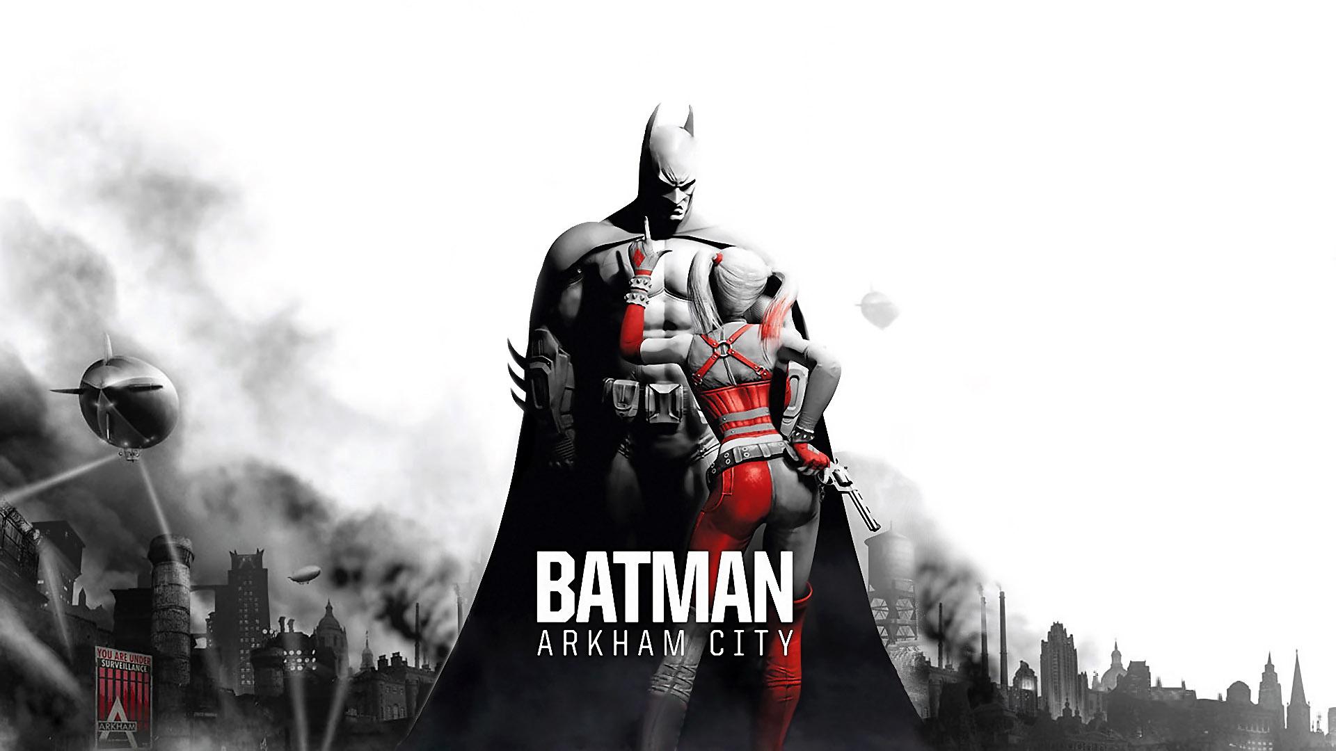 Klicke auf die Grafik für eine größere Ansicht  Name:Batman-Arkham_City_Batman-Harley.jpg Hits:68 Größe:195,4 KB ID:99382