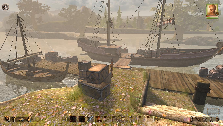 Klicke auf die Grafik für eine größere Ansicht  Name:Die Thalaria am Hafen.jpg Hits:210 Größe:182,7 KB ID:81454