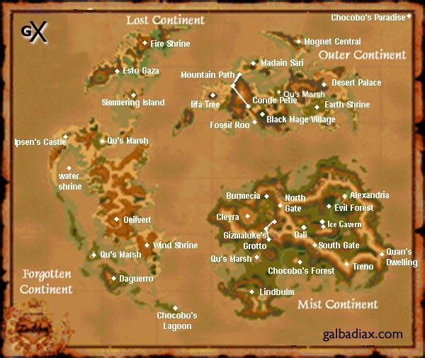 PS1] Final Fantasy IX - Complete Guide - Spieleforum.de - Das Forum ...