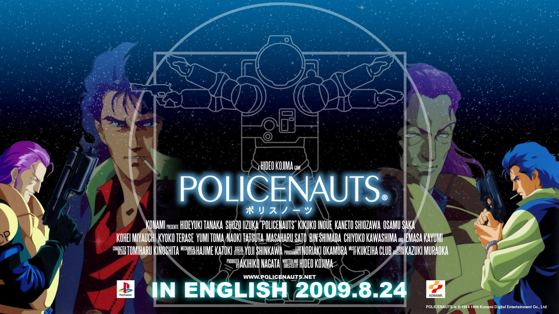 Klicke auf die Grafik f�r eine gr��ere Ansicht  Name:Policenauts.jpg Hits:47 Gr��e:279,1 KB ID:79440
